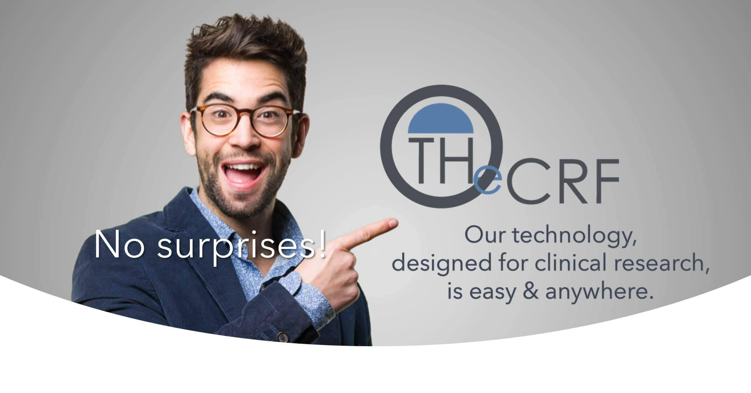 Get a THeCRF quotation